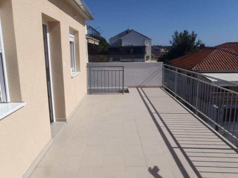 terrace - 35306 A1(4+2) - Okrug Gornji - Okrug Gornji - rentals