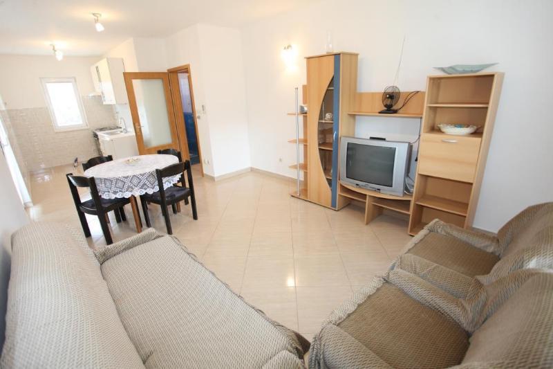 A1(4+2): living room - 35678 A1(4+2) - Dol (Hvar) - Stari Grad - rentals