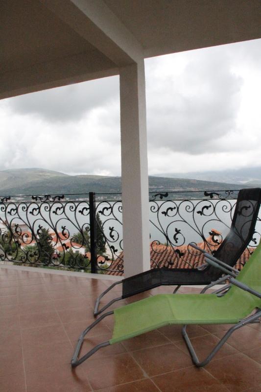 A2(4+2): covered terrace - 35679 A2(4+2) - Mastrinka - Mastrinka - rentals