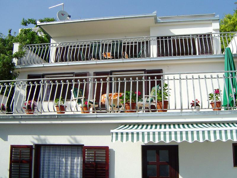 house - 2229  A2 Mali donji (2+1) - Okrug Gornji - Okrug Gornji - rentals