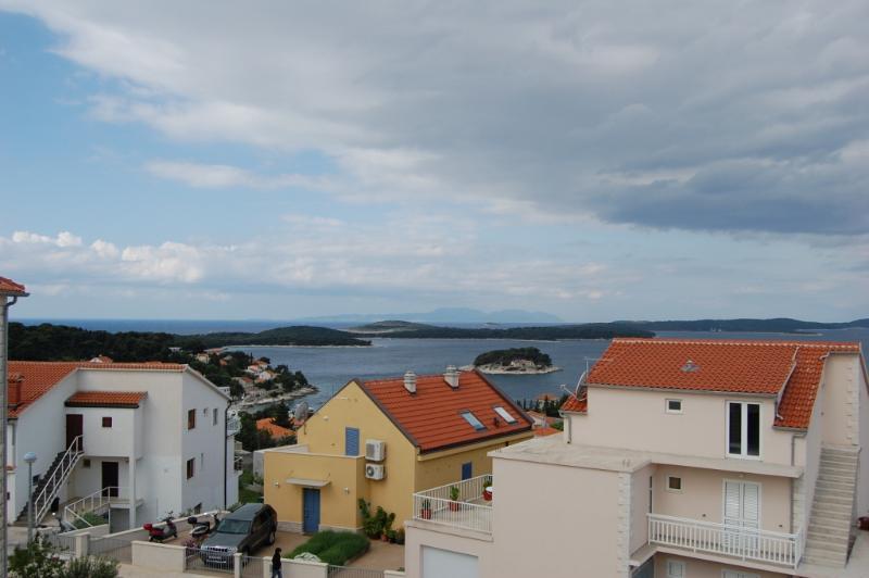 Tamaris(4+1): sea view - 00703HVAR Tamaris(4+1) - Hvar - Hvar - rentals