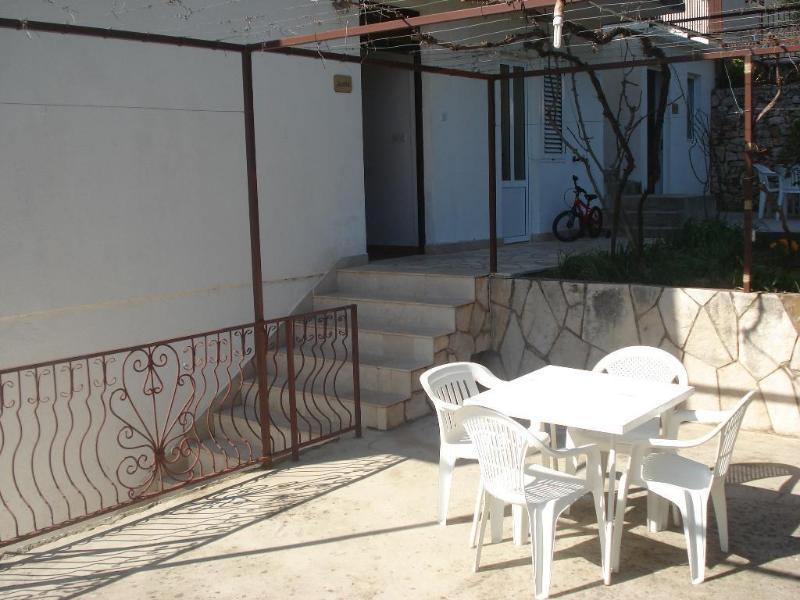 Jasna (4+2): terrace - 2436 Jasna (4+2) - Jelsa - Jelsa - rentals