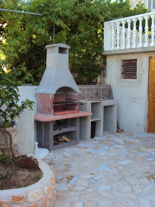 A1(4): grill - 3353 A1(4) - Mali Losinj - Mali Losinj - rentals