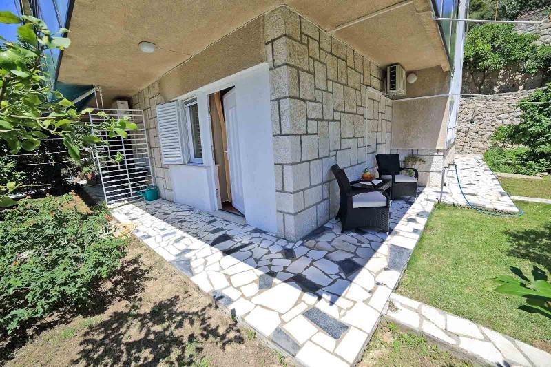 A2(3): garden terrace - 3395 A2(3) - Split - Split - rentals