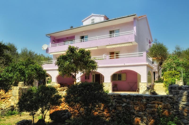 house - 4003  A4(4+3) - Stari Grad - Stari Grad - rentals