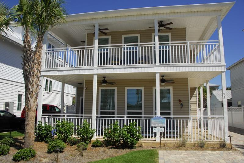 Welcome to Ocean Breeze 93 Shirah - Fall Dates Availablle4BD3BA Oversized Pool Pets OB - Destin - rentals