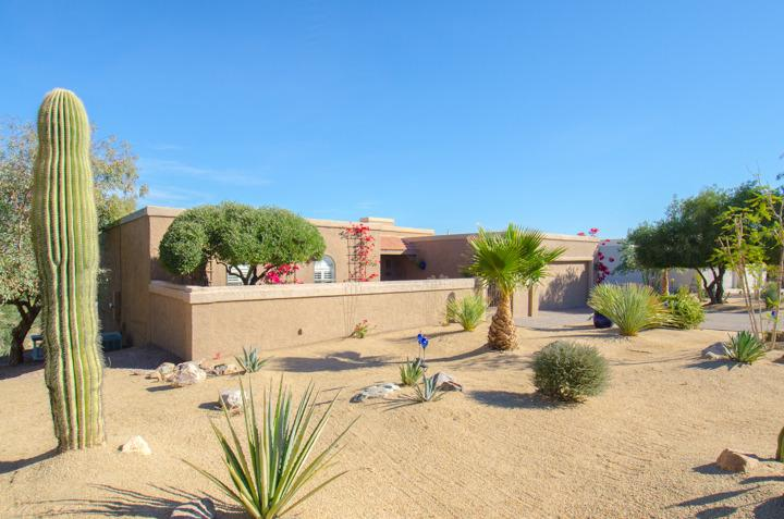 "Welcome to your ""Hacienda Away from Home"" - Charming Santa Fe Hacienda! - Fountain Hills - rentals"