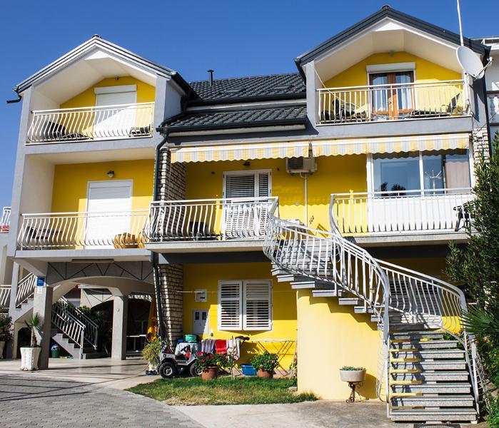 house - 00705PAKO A Srednji(3+1) - Pakostane - Pakostane - rentals