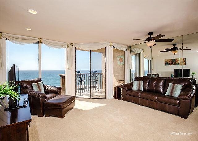 DMST21 Beautiful 1BR Oceanfront - Image 1 - Solana Beach - rentals