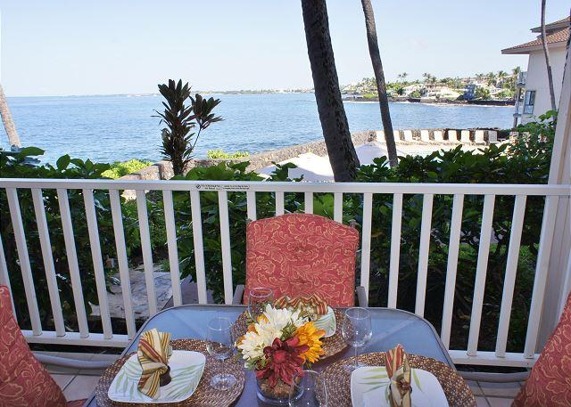 Nearly Ocean Front Lanai - Sea Village #3112-SV3112 - Kailua-Kona - rentals