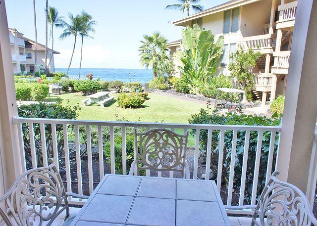 Ocean Views From Lanai - Great Ocean View at Sea Village-SV2102 - Kailua-Kona - rentals