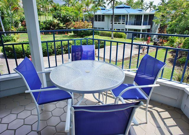 Upper Lanai - 2 Bedroom, 2 Bathroom, AC in secluded, quiet resort-MLoa22 - Kailua-Kona - rentals