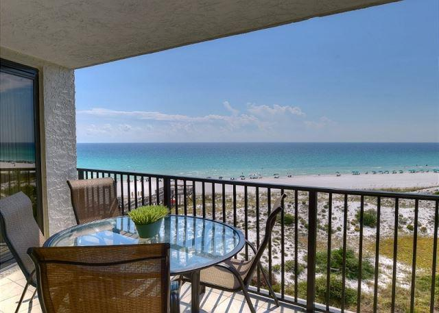 Fabulous 6th floor gulf front condo. Recently updated. Free Shuttle - Image 1 - Sandestin - rentals