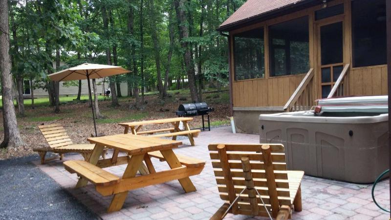 Game of Homes - Image 1 - Tannersville - rentals