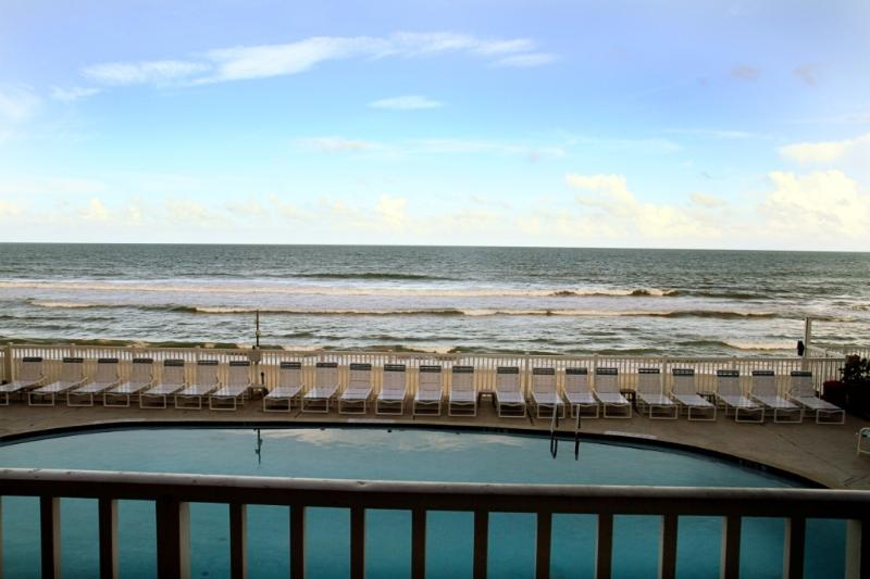View from your private balcony! - A+ Direct Oceanfront Condo & Unbeatable View!! - Satellite Beach - rentals