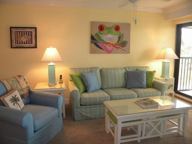 Pointe Santo #D35 Beautifully Decorated with Picturesque Views - Image 1 - Sanibel Island - rentals