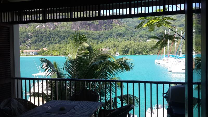 Veranda View - Eden Island Marina View  Apartment - 88m2 (P26A12) - Eden Island - rentals