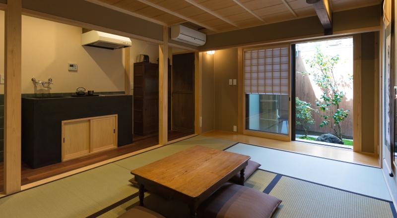 Kiyomizu Rikyu-an - Traditional Kyoto House near KIYOMIZU temple - Kyoto - rentals
