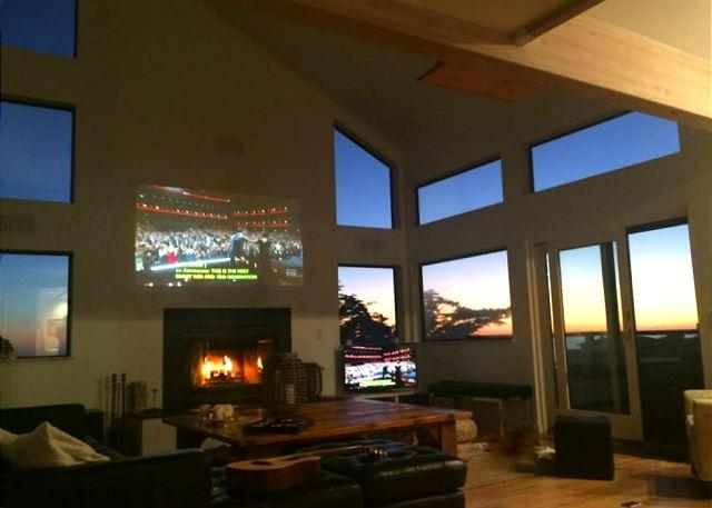 Northern Lights Big and Beautiful! Hot Tub! Game room, Pacific Views!3 for 2! - Image 1 - Dillon Beach - rentals