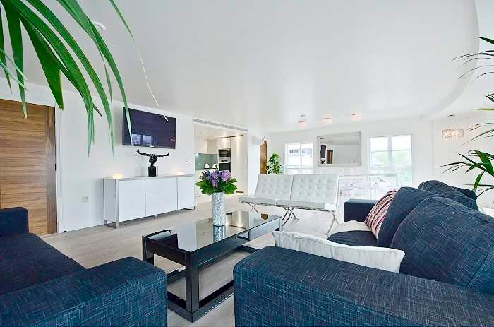 uberlondonapartments - lounge space - Parliament Penthouse - London - rentals