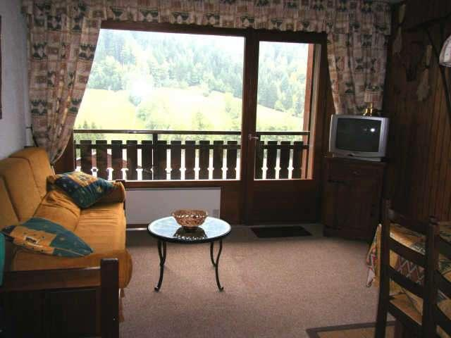 BOURDAINE Studio + sleeping corner 4 persons - Image 1 - Le Grand-Bornand - rentals