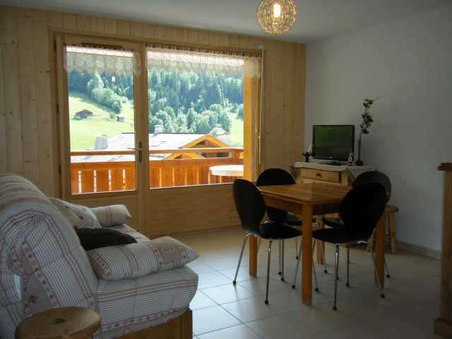 GRANDES ALPES B 2 rooms + sleeping corner 4 persons - Image 1 - Le Grand-Bornand - rentals
