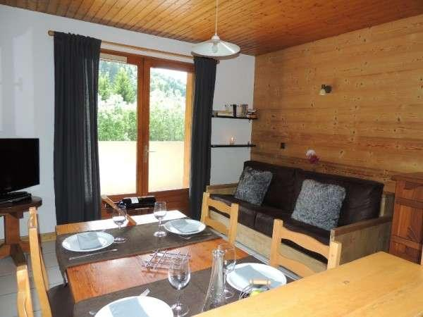 DUCHE Studio + small bedroom 4 persons - Image 1 - Le Grand-Bornand - rentals