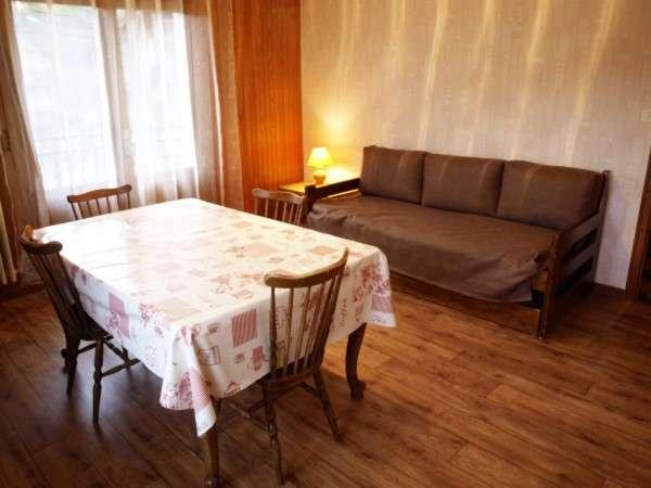TOUVIERE 2 rooms 4 persons - Image 1 - Le Grand-Bornand - rentals