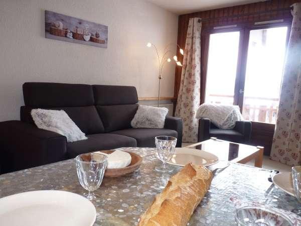 CHARVET Studio + small bedroom 4 persons - Image 1 - Le Grand-Bornand - rentals