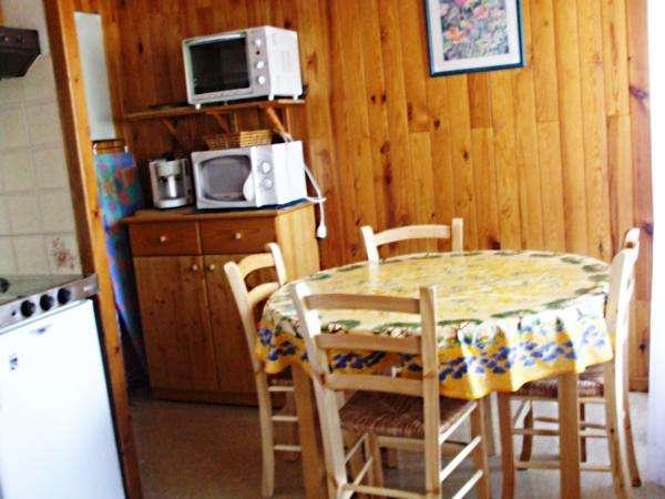 CHALETS DE LESSY B Studio + small bedroom 4 persons - Image 1 - Le Grand-Bornand - rentals