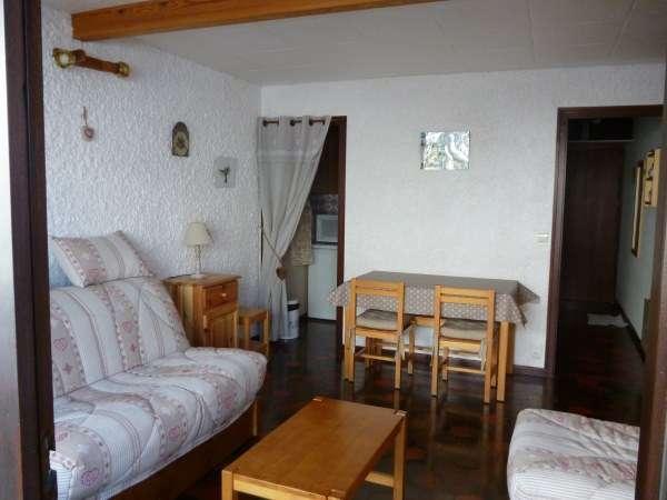 OREE DES PISTES A Studio + sleeping corner 4 persons - 1 - Image 1 - Le Grand-Bornand - rentals