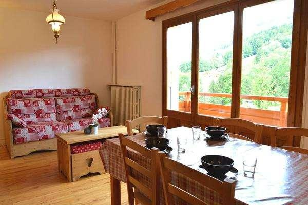 POINTE PERCÉE 2 rooms 6 persons - Image 1 - Le Grand-Bornand - rentals