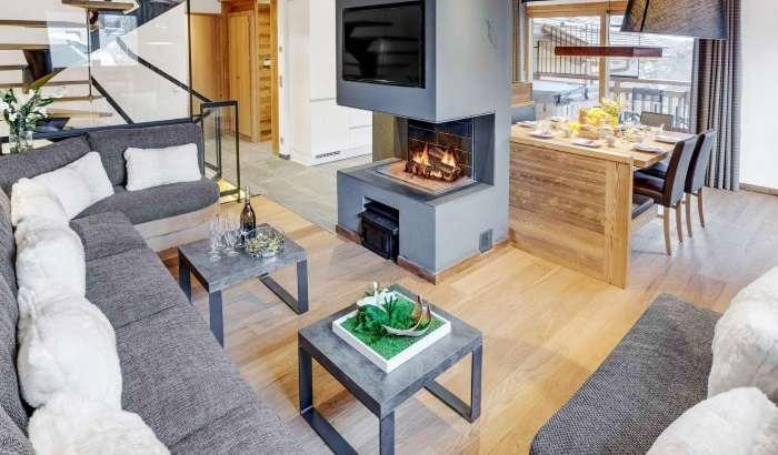 CHALET MACARON 6 rooms 11 persons - Image 1 - Le Grand-Bornand - rentals