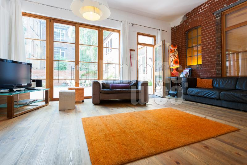 Former Harley Garage Apartment in Berlin - Image 1 - Berlin - rentals