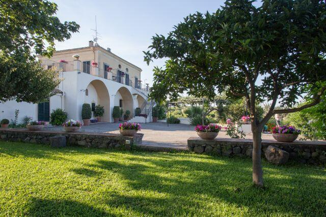 Villa Limoncello villa near catania, Sicily villa with views, holiday villa in - Image 1 - Carruba - rentals