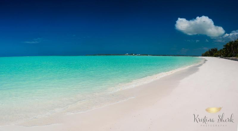 Your footprint may be the only one! - Secluded,safe Bahamas retreat, miles of pink sand - Spanish Wells - rentals