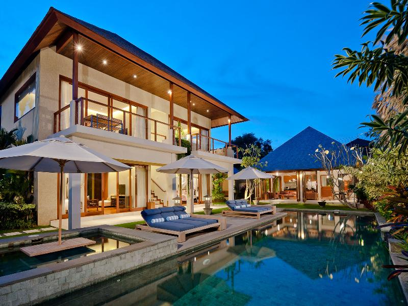 Villa Joss - View from bale to dining room - Villa Joss - an elite haven - Seminyak - rentals