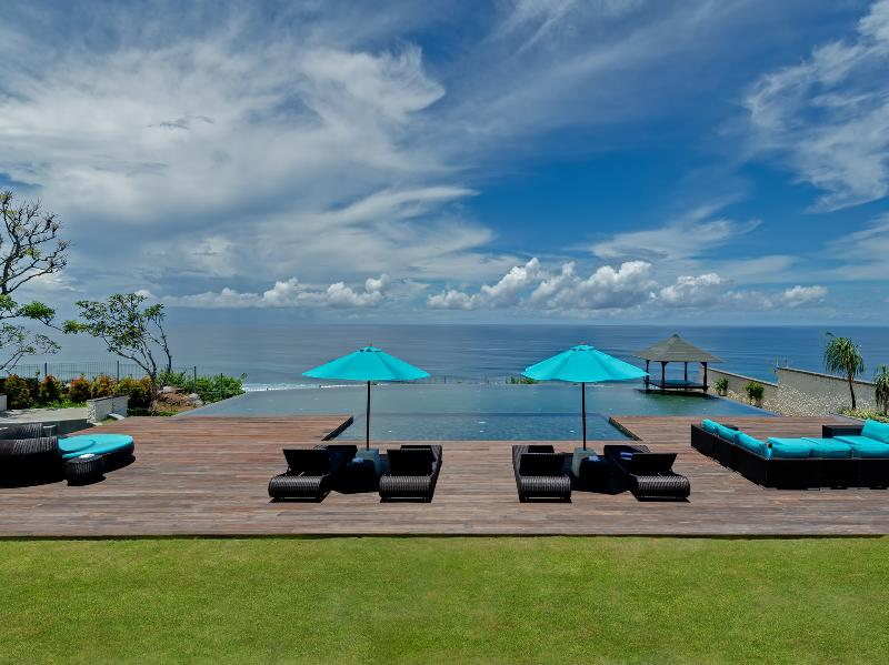 Pandawa Cliff Estate - The Pala - Infinity pool to horizon - The Pala - an elite haven - Ungasan - rentals
