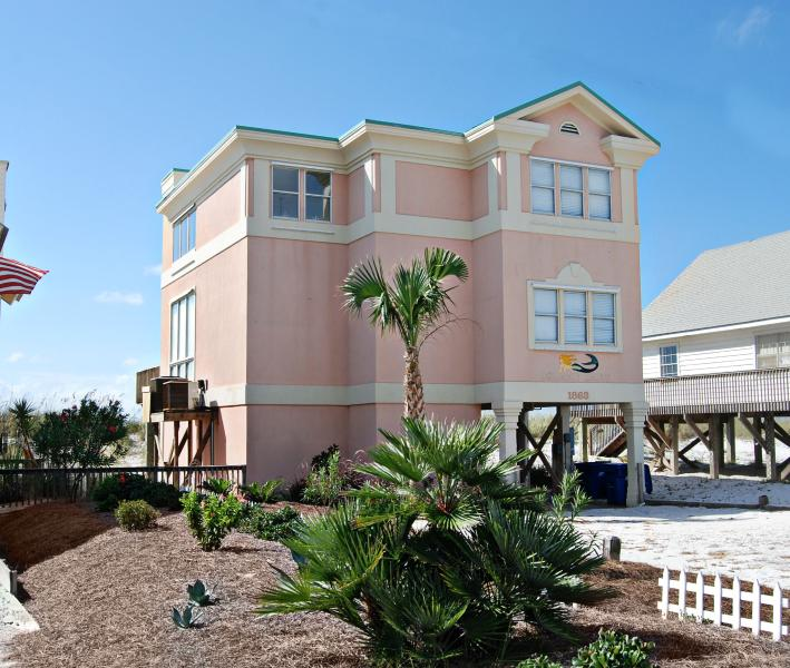 Island Lady Beach House -Gulf Front Dream - NOW OFFERING WINTER SPECIAL! $299/nt - Image 1 - Gulf Shores - rentals