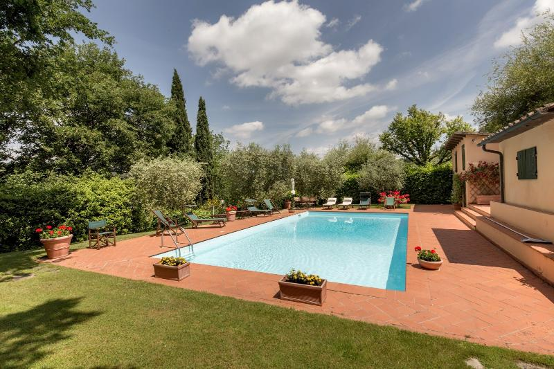 Villa Taccina 10 - Image 1 - Poggibonsi - rentals