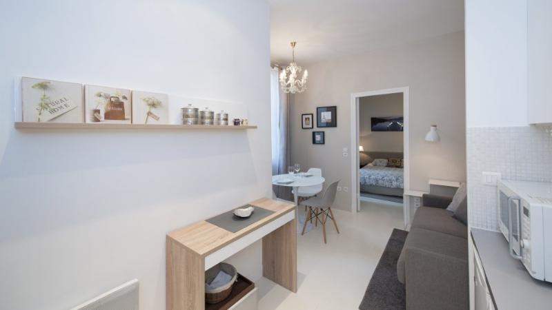 Entrance - One bedroom   Paris Le Marais district (933) - Paris - rentals