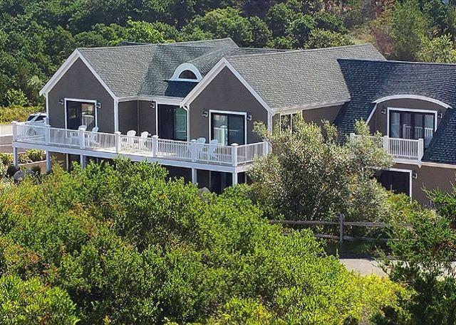 Stunning Waterfront home on Cape Cod Bay! - Image 1 - Truro - rentals