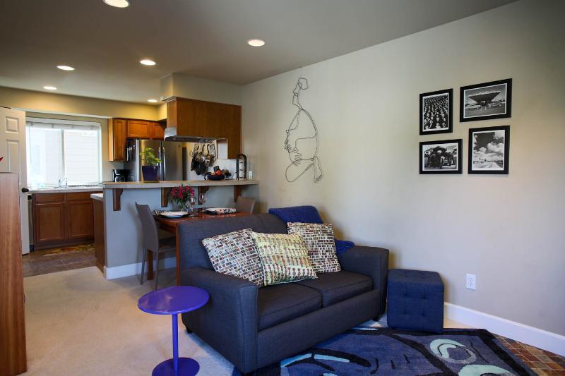 Ballard Abode Vacation Home Rental in Seattle, WA - Image 1 - Seattle - rentals