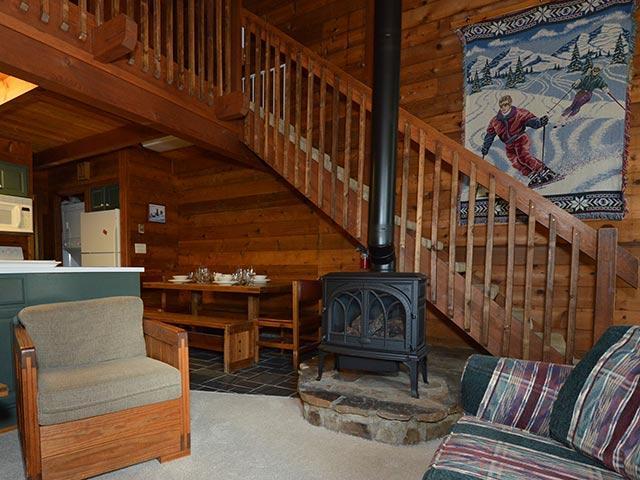 Powder Monkey 4:  2 Bedrooms PLUS Bonus Sleeping Loft - Powder Monkey - 4 - Snowshoe - rentals