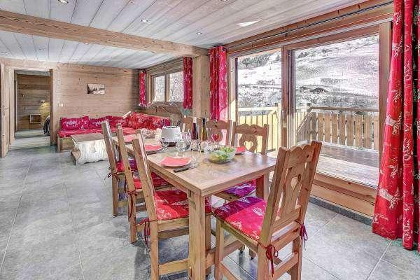 ANDROSACE 3 rooms 8 persons - Image 1 - Le Grand-Bornand - rentals