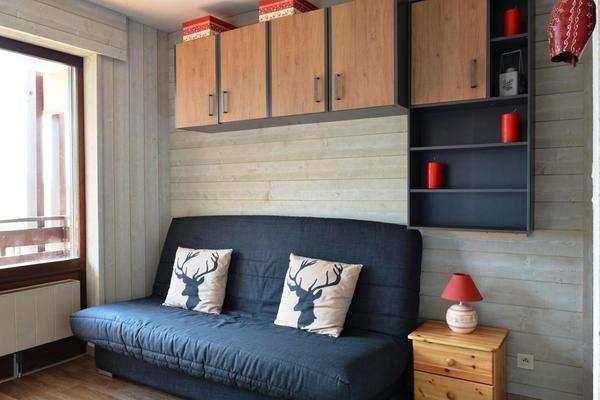 MILLEPERTUIS B Studio + sleeping corner 4 persons - Image 1 - Le Grand-Bornand - rentals