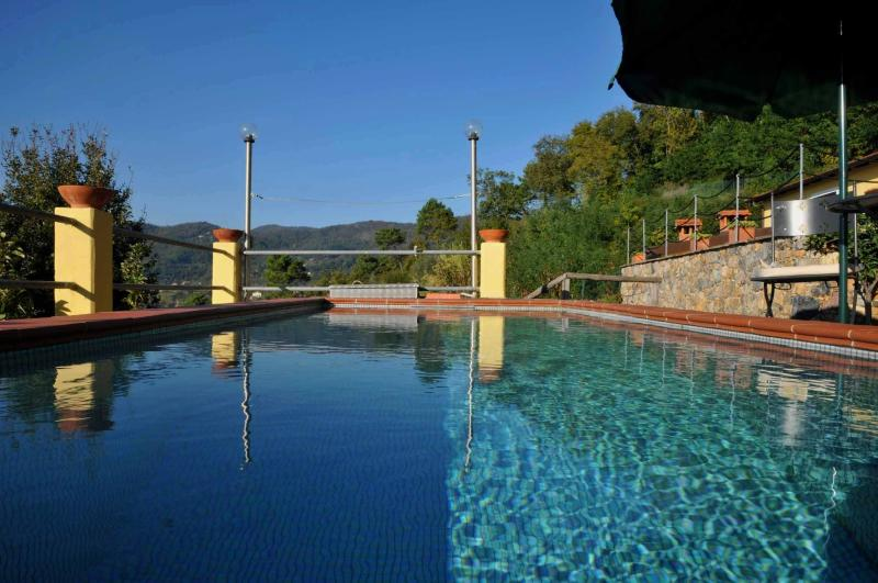 Manussa Country House the private pool - Manussa Country House - Sarzana - rentals