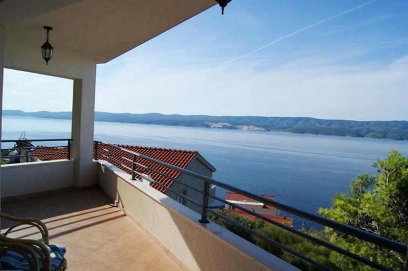 A2(4+2): balcony - 5647  A2(4+2) - Celina Zavode - Ruskamen - rentals