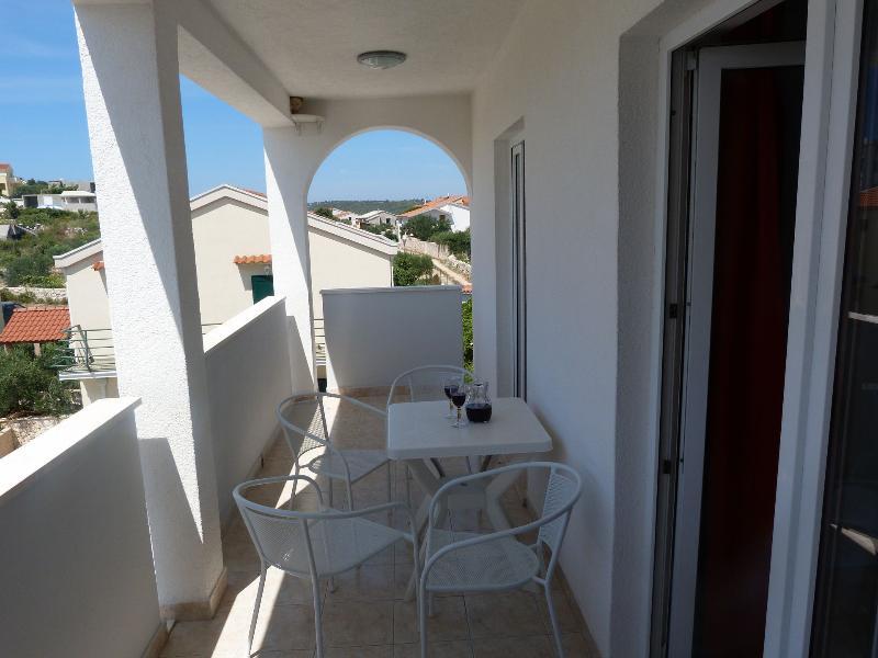 A07(2+2): terrace - 00207SEVI A07(2+2) - Sevid - Sevid - rentals
