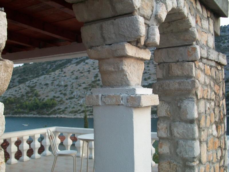A1(7): terrace view - 35408 A1(7) - Vinisce - Vinisce - rentals